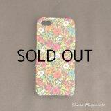 iPhone5/5sケース: おしゃれ かわいい:リバティ・フィッツジェラルド