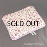 iPad/タブレットケース: おしゃれ かわいい:リバティ・ミラベル・スイートピンク