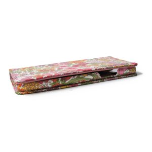 画像5: 【送料無料】iPhone 11ケース・手帳型 リバティ・エマーライン ブルー おしゃれ  かわいい マグネットを使わないのでカード安全