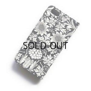 画像3: 【送料無料】iPhone8ケース iPhone7ケース・手帳型 リバティ・セバートン(ブラック) おしゃれ  かわいい マグネットを使わないのでカード安全