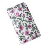 【送料無料】iPhone XR iPhone XS iPhone X ケース手帳型  リバティ タイガーリリー(ピンク) SHOKO MIYAMOTO おしゃれ かわいい マグネット無しでカード安全 スマホケース アイフォンケース Liberty